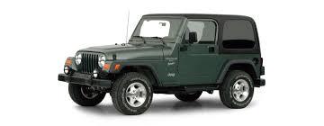 2000 jeep wrangler overview cars com