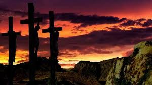 jesus crucified free christian worship background video 1080p hd