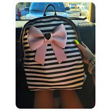 book bags with bows betsey johnson backpack