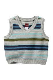 tea collection massimiliano stripe sweater vest baby boys