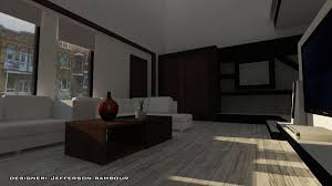Salon Design Contemporain by Cuisine Duplexe Converti En Maison Moderne U2013 Design Interieur