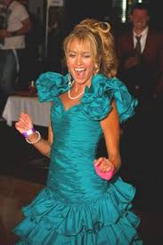 80s prom dress ideas my god the ruffles prom party inspiration ruffles