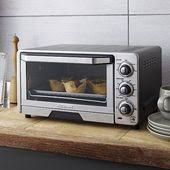 Cuisinart Compact Toaster Oven Broiler The Cuisinart Tob 100 Compact Digital Toaster Oven Broiler