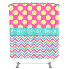 personalized shower curtain monogrammed shower curtain custom