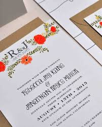 Single Card Wedding Invitations 8 Details To Include When Wording Your Wedding Invitation Martha
