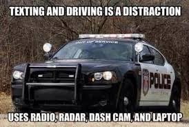 Texting And Driving Meme - 40 most funny cop meme pictures and images