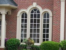 Home Garden Design Inc Window Exterior Brick Siding With Window Designs And Urn Planter