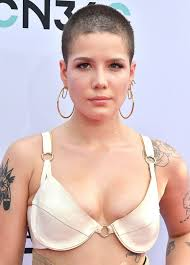 actresses who have shaved their hair off