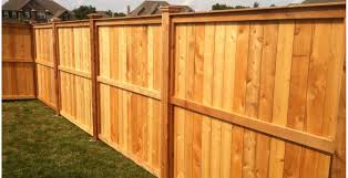 how to install privacy fence panels on uneven ground best fence