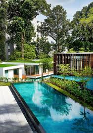 Modern Mansion Screen House By K2ld Architects Exotic Modern Mansion In