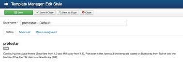 understanding joomla templates joomla documentation