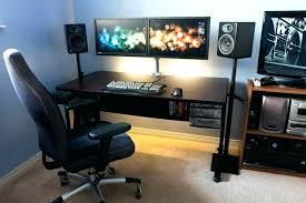 Corner Gaming Desk Small Gaming Desk Corner Computer Station Desks For Ideas