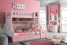 Creative Wood Double Bunk Bed For Children With Hot Sale Buy - Double bunk beds