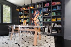 no dining room how to use black to create a stunning refined dining room