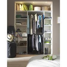 Ikea Amenagement Dressing 3d by Kit Dressing Double Colonne Avec Penderie Et Tiroirs Modul U0027pack