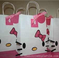 hello gift bags hello goodie bag tutorial now i need these for josie s hello