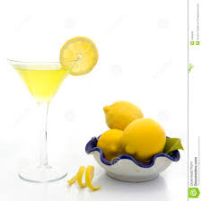 lemon drop martini mix lemon drop martini royalty free stock images image 2469429