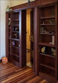 Building A Hidden Bookcase Door How To Make A Book On The Bookshelf A Secret Switch Just In