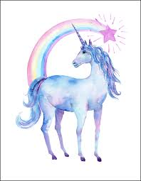 free printable watercolor unicorn pictures unicorn pictures
