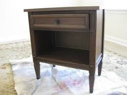best bedside table best bedside tables with conservative brown wooden material with