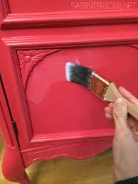 Wood Furniture Paint How To Paint Wood Furniture Jenna Burger