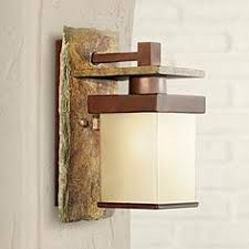 Stone Wall Sconce Outdoor Wall Lights And Sconces Entryway Patio U0026 More Lamps Plus
