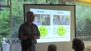 mdibl science café cambrian explosion animals or fossils youtube