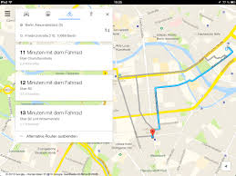 Goofle Maps Google Maps 2 0 Für Iphone Ipad Und Android U2013 Neues Design