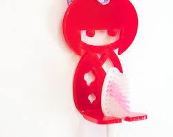 Skull Bathroom Accessories by Skull Decor Toothbrush Holder Skull Bathroom Decor Day Of The