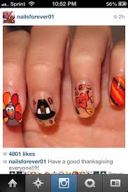 72 best thanksgiving nail designs images on pinterest holiday