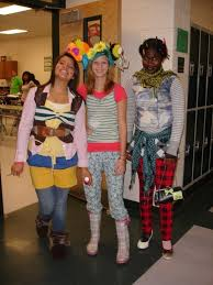 14 best tacky day images on pinterest spirit weeks wacky tacky