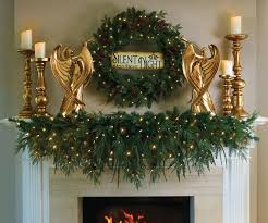christmas homes decorated christmas decorating ideas decorate with nature improvements blog