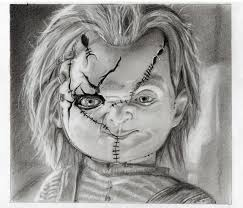 chucky coloring page coloring pages of chucky doll the ideas of coloring page