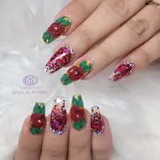 51 stunning 3d nail art designs to look ravishing in every