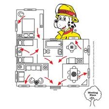 home fire safety plan fire escape plans south metro fire
