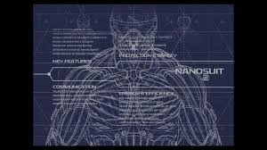 crysis 2 u0027nanosuit 2 u0027 blueprints u0026 images hd 1080p youtube
