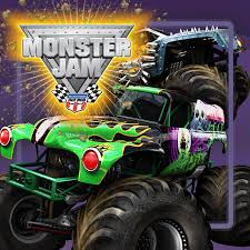 monster trucks jam games as big as it gets monster jam gets first ever official mobile