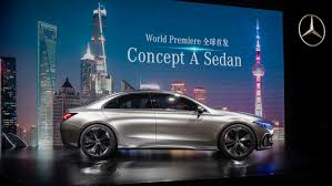 concept mercedes mercedes benz concept a previews the a class sedan the torque report