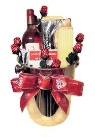 wine and cheese gifts moments wine cheese gift basket with chocolate roses