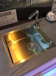 Sinks Kitchen Blanco by Blanco New Sink With Side Tap Position Giving Way For A Large Bowl