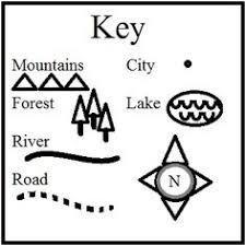 printable map key picture books about maps social studies number and books
