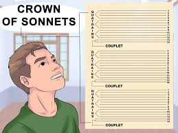 how to write a sonnet like shakespeare with sample sonnet