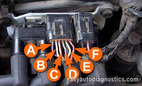 Ignition Part 2 Part 2 How To Test The Ignition Module And Crank Sensor Gm 2 2l