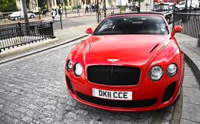 red bentley bentley continental supersports convertible wallpaper hd car