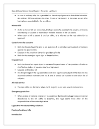 icse 10 civics notes simplebooklet com