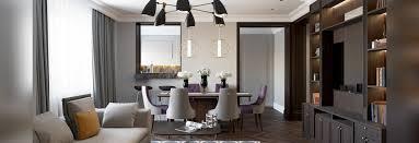 art deco dining room 2 beautiful home interiors in art deco style ukraine