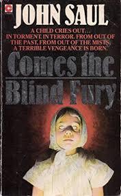 Blind Terror 9780440114284 Comes The Blind Fury Abebooks John Saul 0440114284