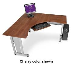 60 x 24 desk ofm l shaped desk w 24 deep top 60 x 60 55196 l shaped