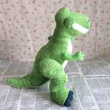 original toy story 3 plush soft toy 40cm u003d15 7 green rex