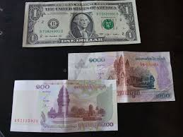 Cambodia currency exchange the travel synonym